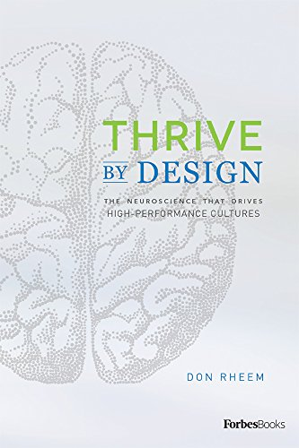 Amazon thrive by design the neuroscience that drives high thrive by design the neuroscience that drives high performance cultures by rheem fandeluxe Gallery