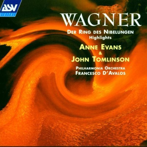 Wagner: Ring Hts by Anne Evans ()