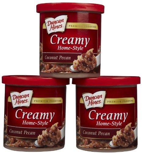 Duncan Hines Coconut Pecan Frosting - 15 oz - 3 pk ()