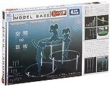 HOBBY BASE(ホビーベース) モデルベース R-18 ひな壇パック (超厚4mm板) (ディスプレイ)