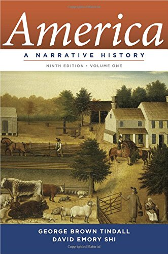 America: A Narrative History Chapters 1-17