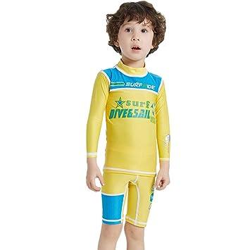 Vntoogreat Traje de Buceo para niños, Pantalones Cortos de ...