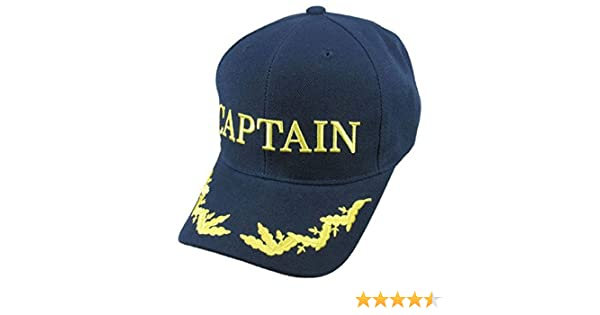 Captain Baseball Cap (Adjustable 13328a05c405