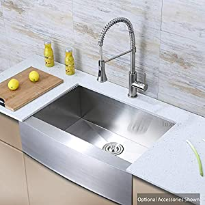 51%2BEooucpTL._SS300_ 75+ Beautiful Stainless Steel Farmhouse Sinks For 2020