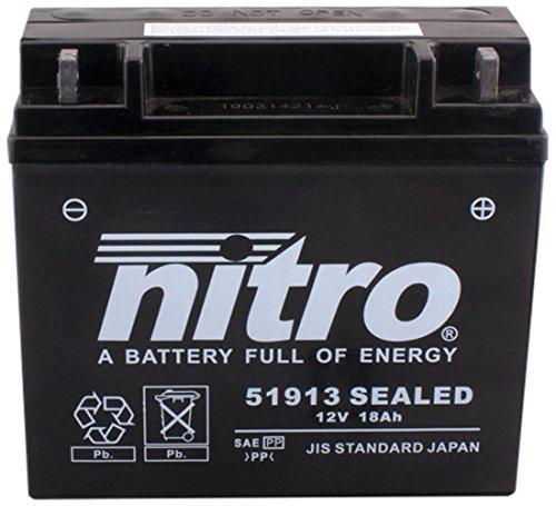 Preis inkl. EUR 7,50 Pfand Schwarz Batteries N NITRO 51913 SEALED