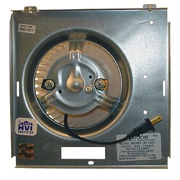 NuTone S97017706 Ventilation Fan Motor Assembly. NuTone S97017706 Ventilation Fan Motor Assembly   Electric Fan