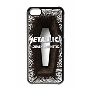 iPhone 5C METALLICA pattern design Phone Case HMA1161989