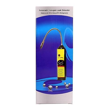 WJL-6000 detector de fugas de congelador, detector de fugas ...