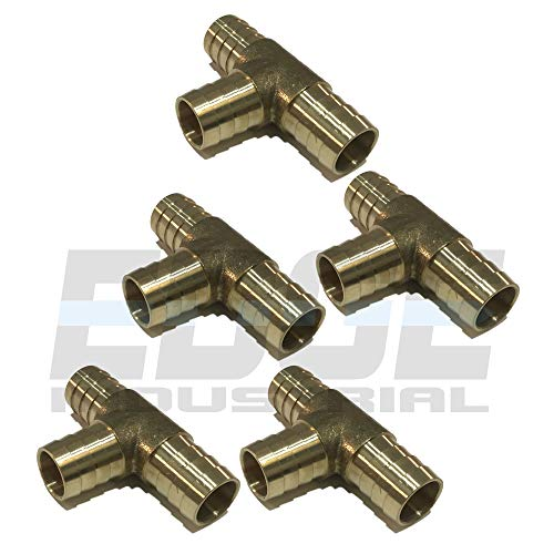 1//4 Male Pipe x 1//4 Male Pipe Parker Hannifin V401P-4-4-pk5 Series V401P Ground Plug Shutoff Cock Pack of 5