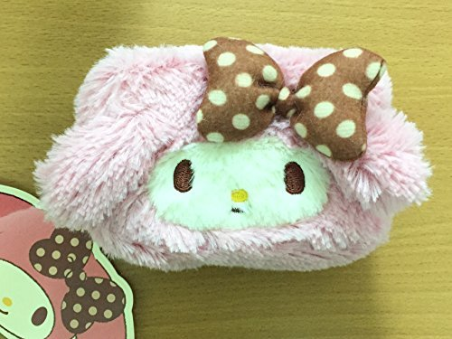 Sanrio My Melody Chocolat Color Series Mini Face Pouch Pink ()