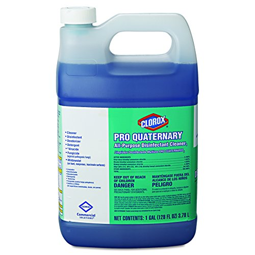 Quaternary Disinfectant Cleaner - 7