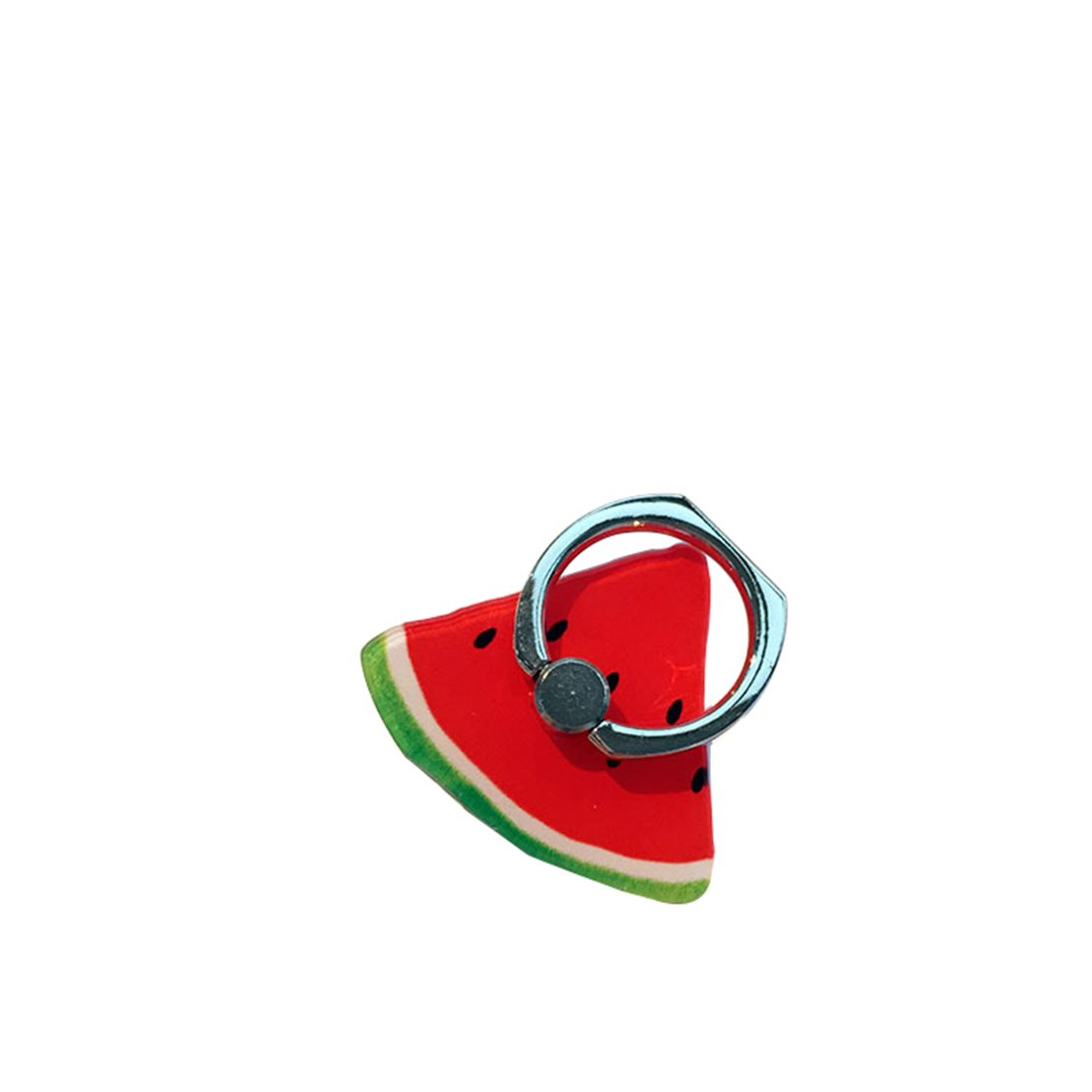 Ayiqi Cell Phone Holder Universal Rotation Summer Fruit Phone Grip kickstand Smartphone Cell Phone Ring Holder for All Cell Phones iPad Color 1