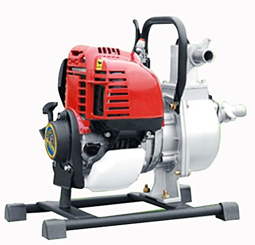 GARDENTEC-portable-gasoline-engine-powered-water-pump-358cc4-strokePortable-25HP-Gas-Gasoline-Water-Pump-1-Inlet-Outlet-1850GPH-265ft-Suction