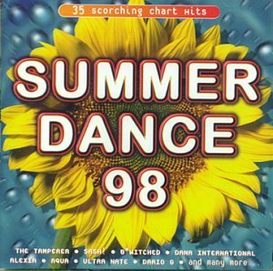 Price comparison product image Summer Dance 98 by Various