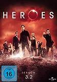 Heroes - Season 3.2 [3 DVDs]