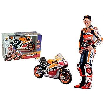 Maisto Moto GP Honda Repsol Marc Marquez 34592, Multicolor (1)