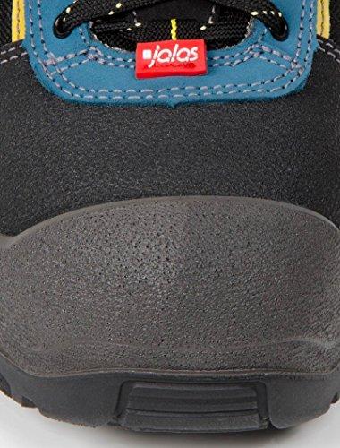 Ejendals 1548–38–Taglia 38JALAS 1548Route Calzature di sicurezza, colore: nero/grigio/blu