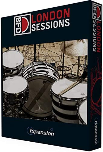 FXPANSION エフエックスパンション BFD3/2用拡張音源 BFD3/2 Expansion Pack: London Sessions