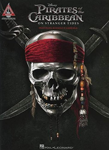 (Pirates of the Caribbean - On Stranger Tides: Featuring Rodrigo Y Gabriela (Guitar Recorded Versions))