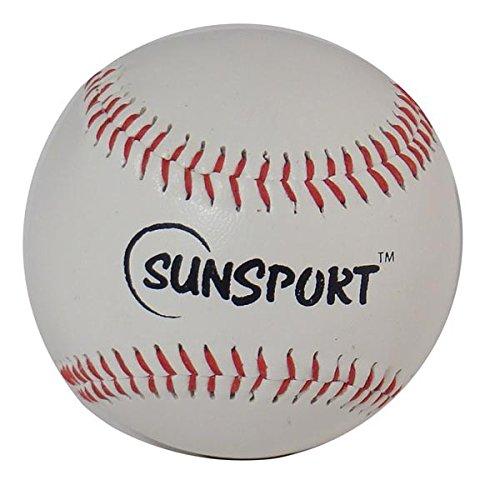 Sunsport Soft Core Baseball - Multi-Colour, 7 cm