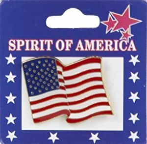 Spirit of America Lapel Flag Pin (1 Pin)