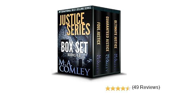 Justice Series Box Set Books 4 - 6 - Fire Dept. Ebooks & Apps 2017-10-10 18:00