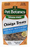 Cardinal Laboratories Pet Botanics Healthy Omega Dog Treats, Chicken, 12-Ounce, My Pet Supplies