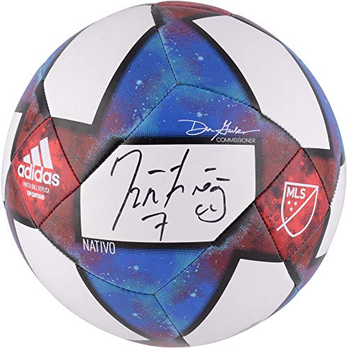 Josef Martinez Atlanta United FC Autographed 2019 Adidas MLS Top Competition Soccer Ball - Fanatics Authentic Certified ()