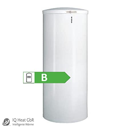 Viessmann Agua Caliente vitocell de 100 W (tipo cvaa) 300 litros Memoria Color Blanco