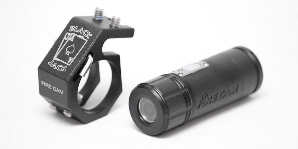 Fire Cam 1080p Helmet Camera