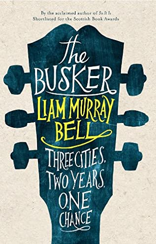 book cover of The Busker