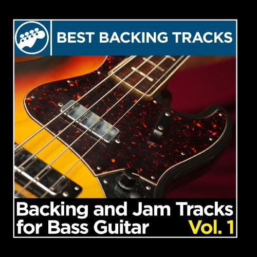 Backing Cd - Backing and Jam Tracks for Bass Guitar, Vol. 1