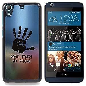 - DON'T TOUCH MY PHONE - - Monedero pared Design Premium cuero del tir???¡¯???€????€????????????&rsqu