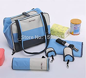 Amazon.com : High Quality brand baby bags for mom Diaper bag ...