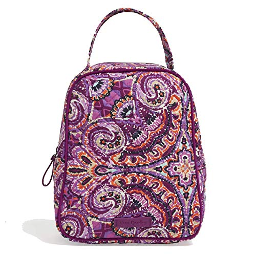 Vera Bradley Iconic Lunch Bunch, Signature Cotton, dream tapestry