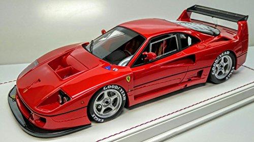 1:18 Davis & Giovanni Ferrari F40 LM Resin