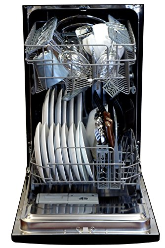 Built-In Dishwasher, Stainless Steel