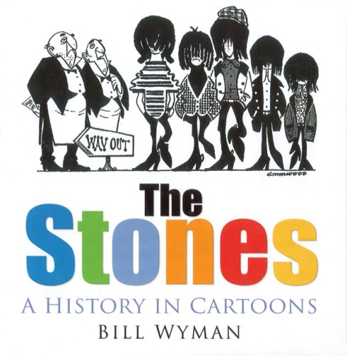 The Stones: A History in Cartoons pdf epub