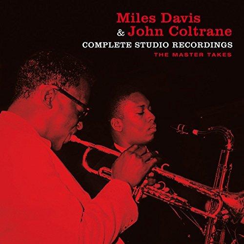 Price comparison product image Complete Studio Recordings - The Master Takes 40p bk (6CD) By Miles Davis / John Coltrane (2014-09-15)