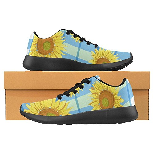 Interessante Donna Da Jogging Corsa Sneaker Leggero Andare Facile A Piedi Casual Sport Scarpe Da Corsa Multi 10