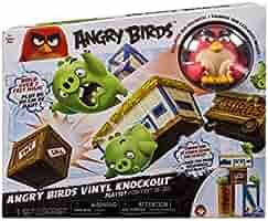 Angry Birds Pig Blast Angry Ball Playset - Juegos y Juguetes de Habilidad/Activos, Cualquier género, Caja: Angry Birds: Amazon.es: Juguetes y juegos