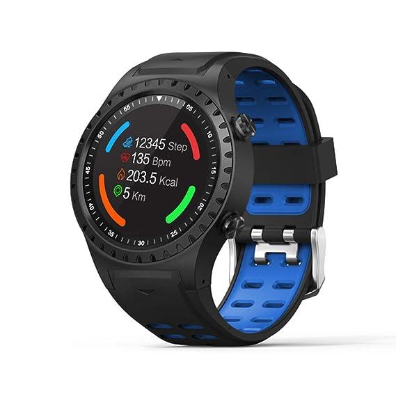 Smartwatch,Reloj Inteligente Hombre IP65 Reloj Deportivo a Prueba ...
