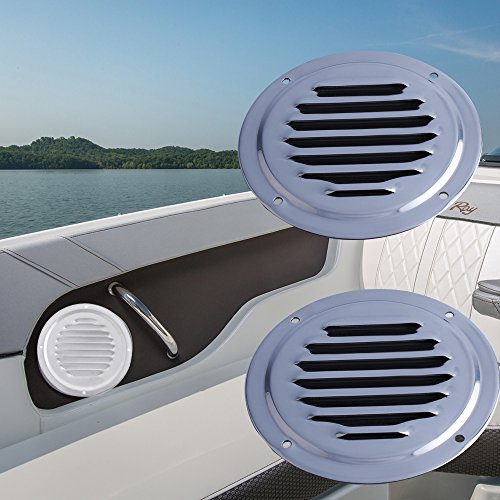 Hoffen Stainless Louvered Marine Caravan product image