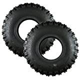 Set Of 2 Honda OEM Snow Blower Tire 14X4.00X6 42751-V41-003