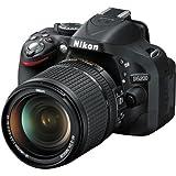 Nikon D5200 24.1 MP DX-Format CMOS Digital SLR Camera with 18-140mm VR NIKKOR Zoom Lens (Discontinued by Manufacturer)
