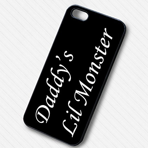 Daddy's Little Monster 2 pour Coque Iphone 6 et Coque Iphone 6s Case C8V7WF