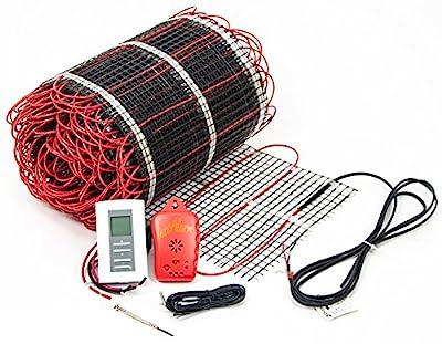 Floor Heating Mat System 240-Volt