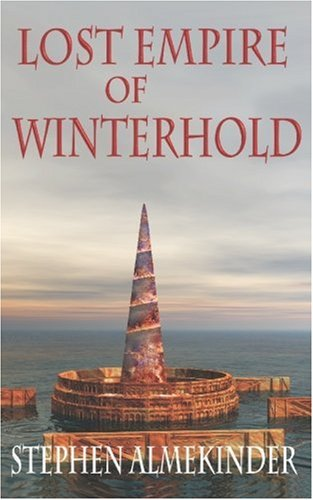 book cover of Lost Empire of Winterhold