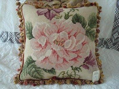 Amazon.com: Royal Collection hecho a mano lana Needlepoint ...