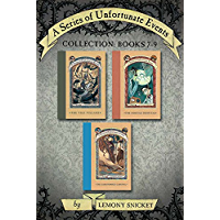 A Series of Unfortunate Events Collection: Books 7-9 (A Series of Unfortunate Events Boxset Book 3)